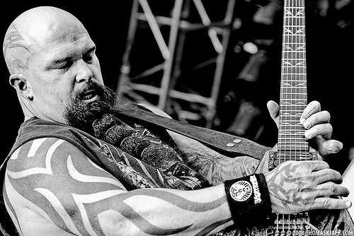 Slayer Guitarist Kerry King's Top 5 Action Movies - AllAxess