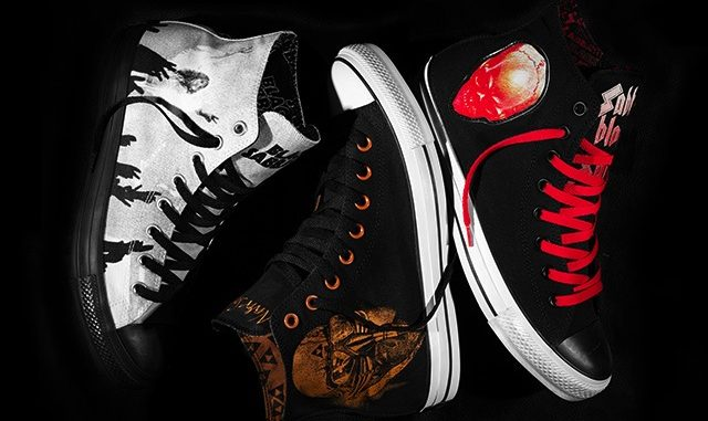 ebe6f43c9e6853 Converse Release Converse Chuck Taylor All Star Black Sabbath Collection