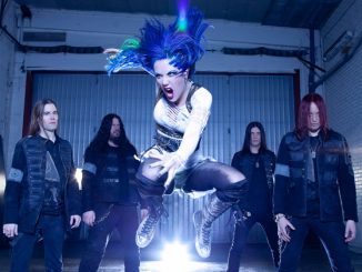 Alissa white gluz arch of enemy