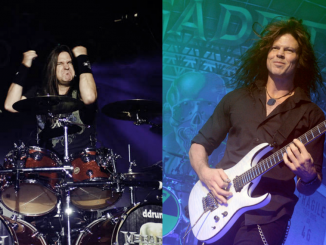 Chris Broderick and Shawn Drover Part Ways With Megadeth