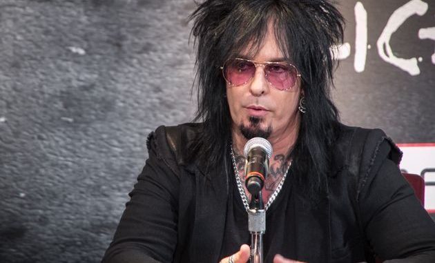 Nikki Sixx Comments On Spotify Situation