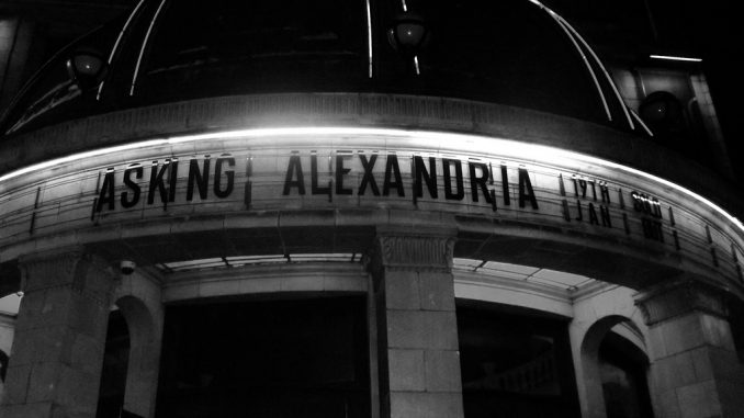 Asking Alexandria 'Live From Brixton And Beyond' Concert DVD