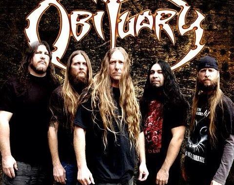 obituary get AMPED by all axes