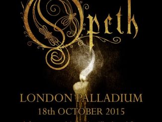 Opeth london palladium