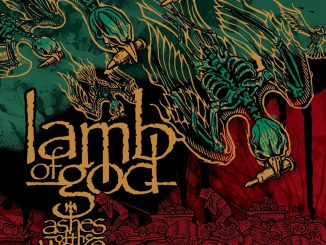 lamb of god ashes of the wake album cover hd