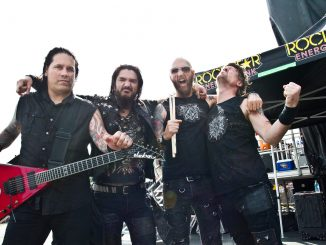 Machine Head's 'Bloodstone and Diamonds' Tour