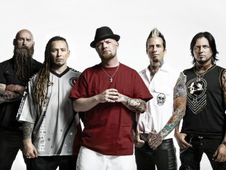 Five Finger Death Punch 2015