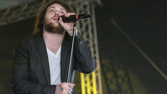 Danny Worsnop Parts Ways with Asking Alexandria