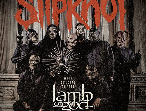 Slipknot Confirm Lamb Of God, Bullet for My Valentine Summer Tour