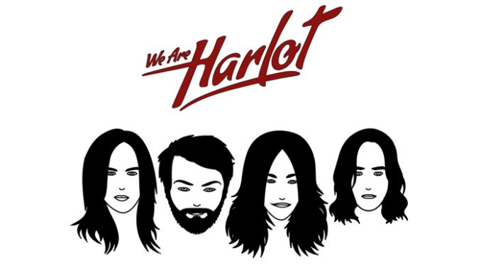 We Are Harlot Premiere New Track