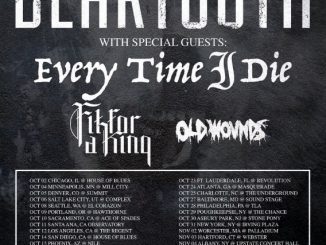 Beartooth every time I die tour