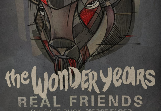 The wonder years real friends knuckle pull